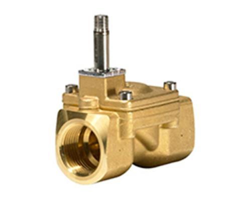 Клапан соленоидный Danfoss EV220A 12B, G 12 E НЗ000 нормально закрытый без катушки (042U4021)