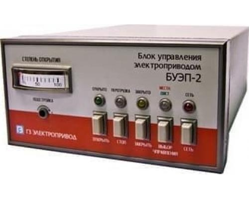 Блок управления электроприводом БУЭП-3У (В, Г, Д)