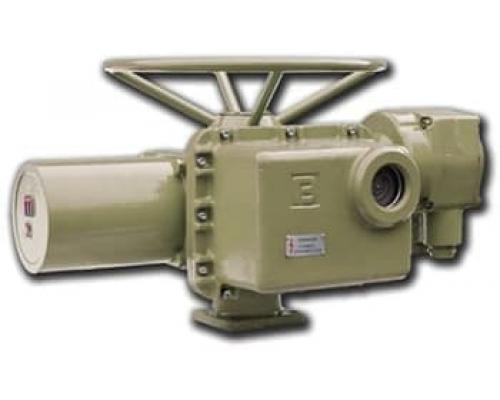 Электропривод взрывозащищенный многооборотный ГЗ ВА.100/48 УХЛ1 (от -60° до +45° С)