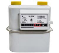 Газовый счетчик BK G-1,6 правый