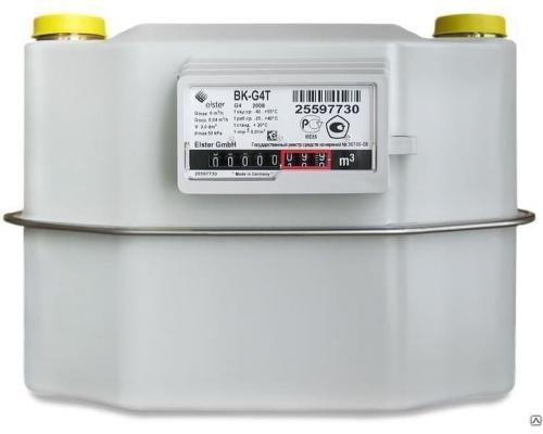 Газовый счетчик BK G4Т V2