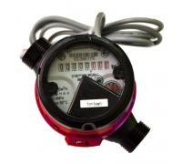 Счетчик воды ВСГд-15-03 с импульсным выходом  (1л/имп) (композит)