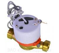 Счетчик горячей воды ВСТ-20, с импульсным выходом (1л/имп)
