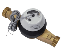 Счетчик горячей воды ВСТ(Н)-32 с импульсным выходом (10л/имп)