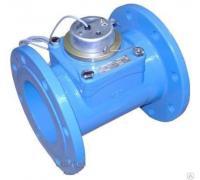 Счетчик воды ВСХНд 40 с импульсным выходом  (100л/имп)