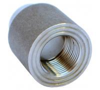 Бобышка БП1 для термометра M27x2 L=55мм