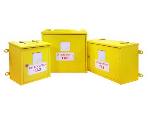 Ящик защитный для газовых счетчиков G-16 с задней стенкой