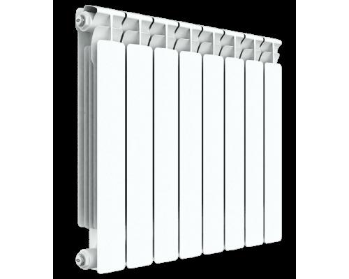Радиатор Алюминиевый RIFAR Alum 500-  8 секции  (гл.90 мм) (Россия)