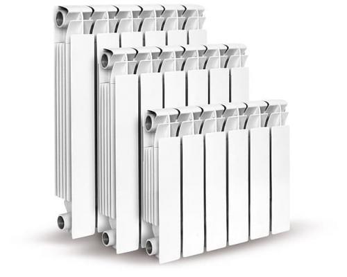 Радиатор BIMETAL STI 500/100 4 сек.