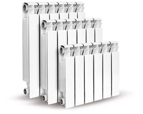 Радиатор BIMETAL STI 500/100 8 сек.