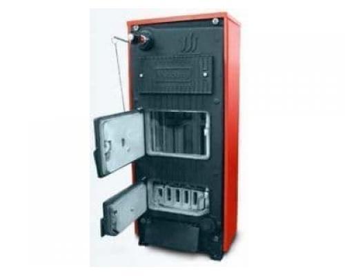 Твердотопливный котел  КЧМ 5 К 03М1 30 кВт (4 секции)