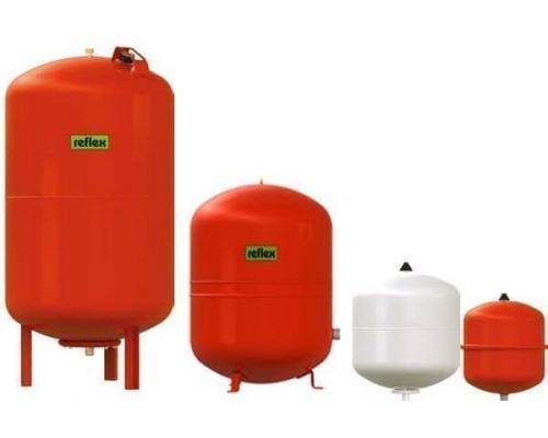 Мембранный расширительный бак NG 25 для систем отопления, Reflex