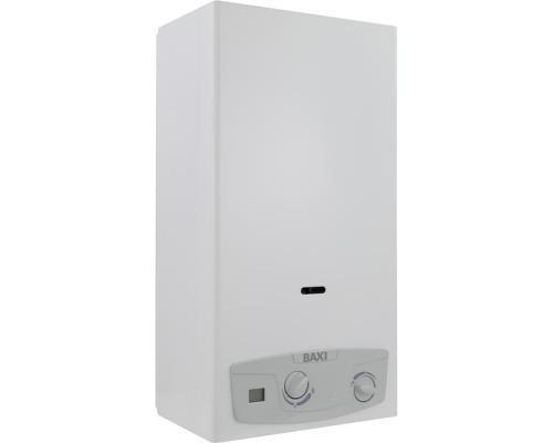 Водонагреватель газовый проточный (газовая колонка) BAXI SIG2 11p