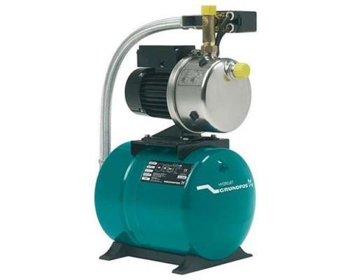 Автоматическая установка водоснабжения Hydrojet JP 6, Grundfos