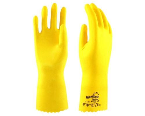 Перчатки латексные Блеск  Manipula