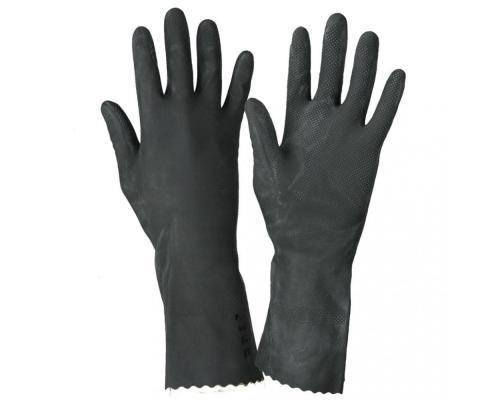 Перчатки латексные КЩС тип 1 L-U-03 Manipula