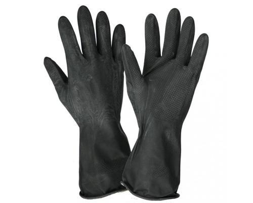 Перчатки латексные КЩС тип 1 технические