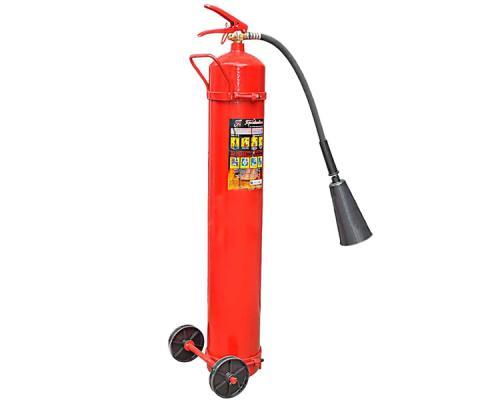 Огнетушитель углекислотный ОУ-10 Ярпожинвест