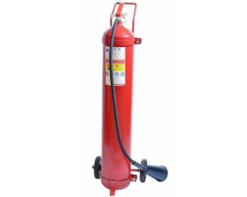 Огнетушитель углекислотный ОУ-10 РИФ
