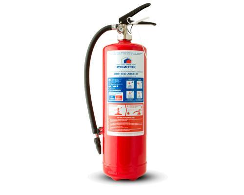 ОВЭ-4 огнетушитель