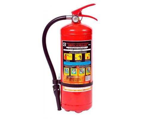 Огнетушитель воздушно-пенный ОВП-4 (ОВП-5) (летний)