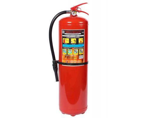 Огнетушитель воздушно-пенный ОВП-10 (летний)