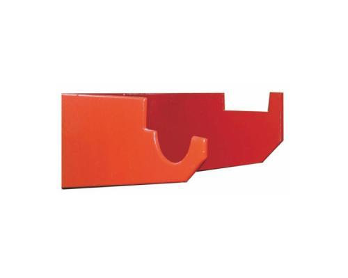 Крепление (кронштейн) для огнетушителя металлический настенный (МИГ)