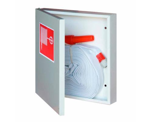 Устройство внутриквартирного пожаротушения (УВП, пожарный рукав 19 мм, длина 15м) в шкафу