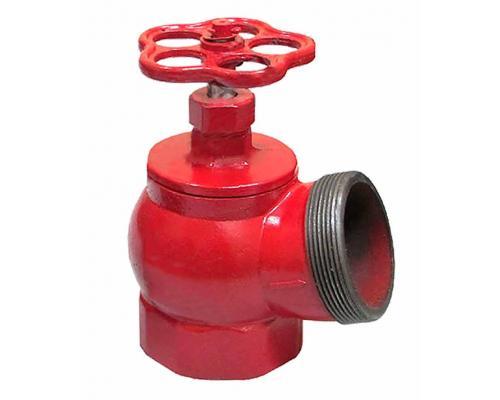 Клапан КПЧ 65-1 чугунный 125° муфта - цапка