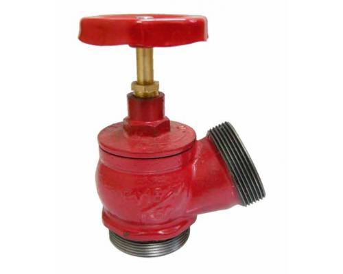 Клапан КПЧ 65-2 чугунный 125° цапка - цапка