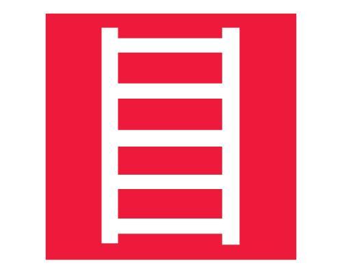Знак F 03 - Пожарная лестница