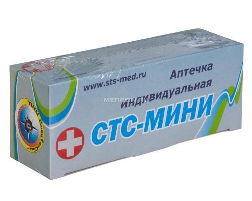 Индивидуальная аптечка СТС-мини