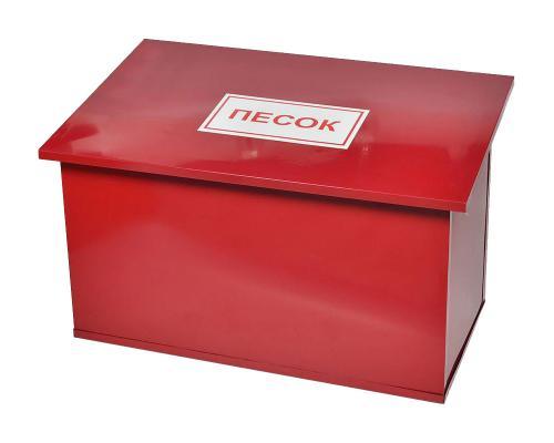 Ящик пожарный для песка 0,3 м3, сборный