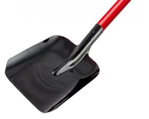 Лопата совковая пожарная