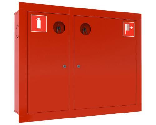Шкаф пожарный ШПК 315 ВЗ (встроенный, закрытый)