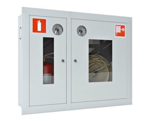 Шкаф пожарный ШПК 315 ВО (встроенный, открытый)