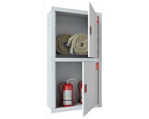 Шкаф пожарный ШПК 320-12 ВЗ (встроенный, закрытый)