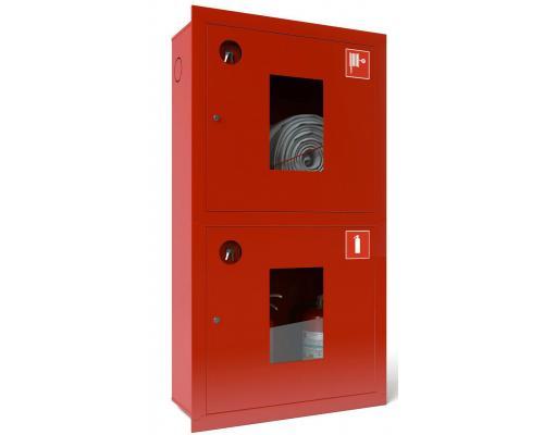 Шкаф пожарный ШПК 320-12 ВО (встроенный, открытый)