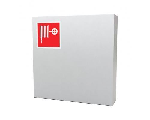 Шкаф металлический для внутриквартирного пожарного рукава УВП