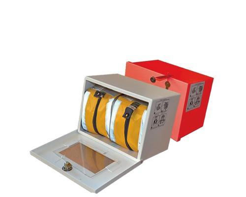 Контейнер для хранения самоспасателей УФМС «Шанс»-2