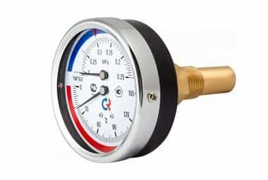осевой термоманометр