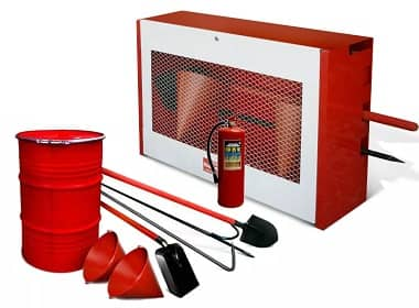 средства пожарного оборудования